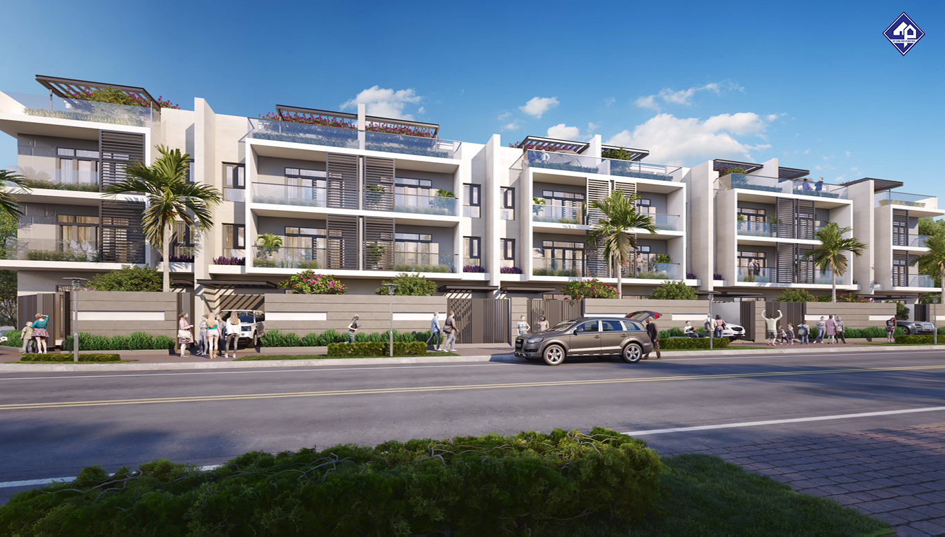Biệt Thự Nhà Phố Quận 2 An Phú New City