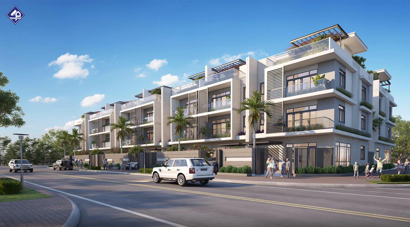 Biệt Thự Nhà Phố An Phú New City Khu Biệt Thự Quận 2